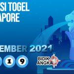 PREDIKSI TOGEL SGP 22 SEPTEMBER 2021